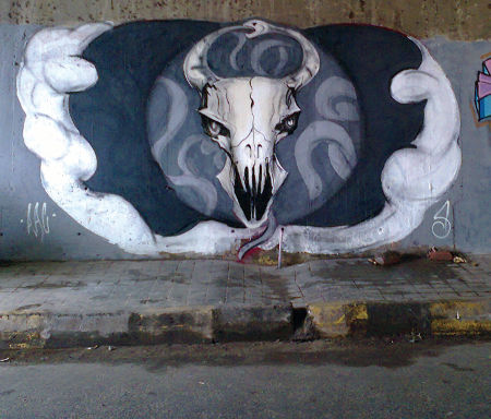 Graffiti & Street Art in Delhi