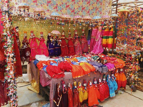 Handicrafts of Delhi- A connection to Indian culture