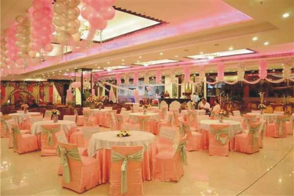 Golden Leaf Banquets