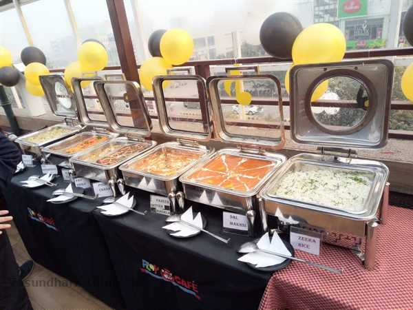 The Deck Kitchen Catering, Caterers in Gurgaon