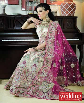 Bridal Trousseau And Sarees