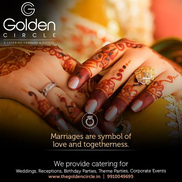 Golden Circle- Catering Services in Delhi