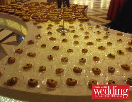 Gold Leaf Gourmet Catering By Sanjeev Kapoor