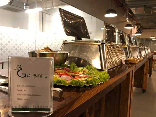 Grubinns, Caterers in Gurgaon