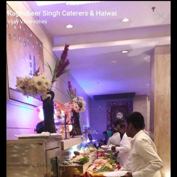 Raghubeer singh caterers, Caterers in Rohini