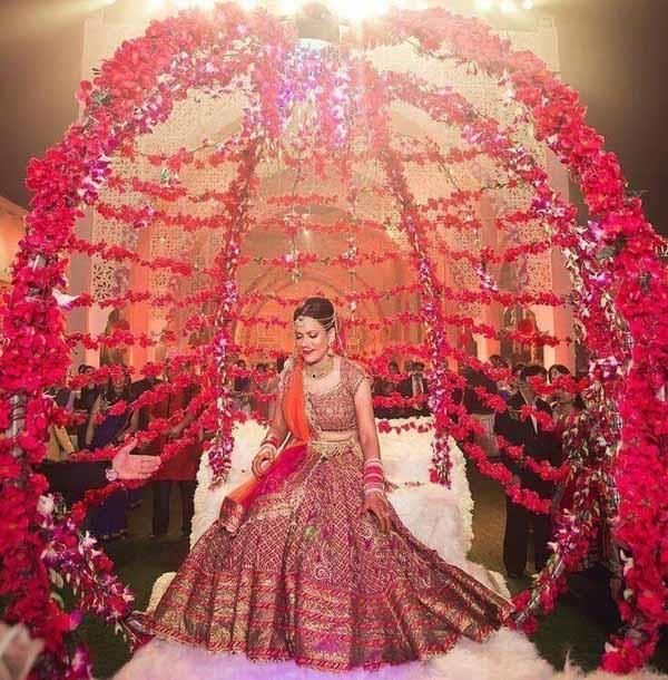 List Of Top Bridal Dresses On Hire In Delhi Best