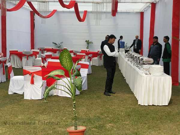 Pind Balluchi and Pind Cafe Catering, Caterers in Vaishali