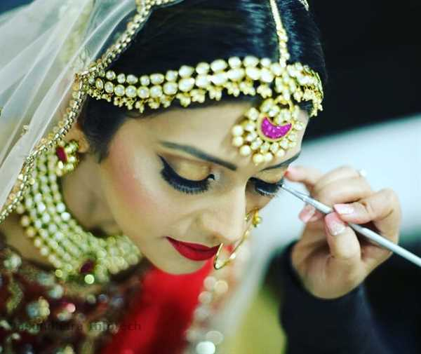 Supriti Batra- Make Up Artist
